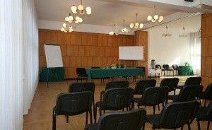 zdjęcie sali konferencyjnej, Hotel Wodnik, Łeba