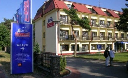 zdjęcie obiektu, Hotel Wodnik, Łeba