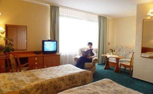 zdjęcie pokoju, Hotel Wodnik, Łeba