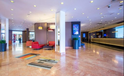 Hotel **** Radisson Blu Sobieski Hotel / 2