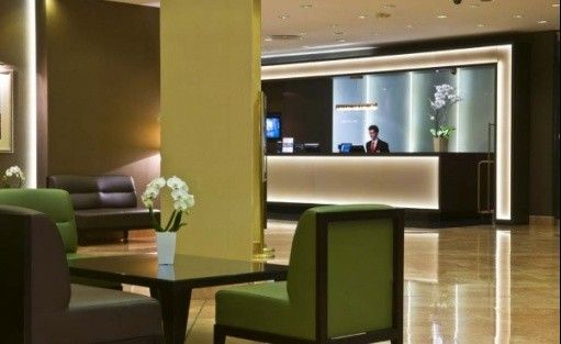 zdjęcie obiektu, Radisson Blu Sobieski Hotel, Warszawa