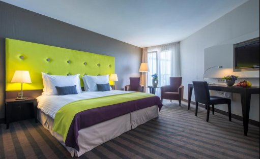 Hotel **** Radisson Blu Sobieski Hotel / 24
