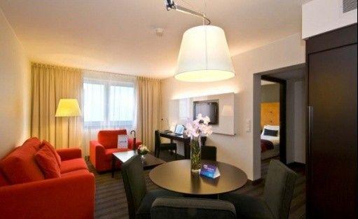 zdjęcie pokoju, Radisson Blu Sobieski Hotel, Warszawa