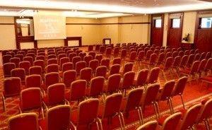 zdjęcie sali konferencyjnej, Hotel Haffner, Sopot