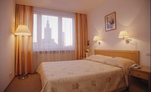 zdjęcie pokoju, Apartamenty Zgoda, Warszawa