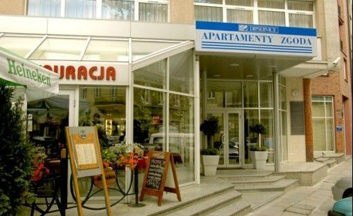 Apartamenty Zgoda