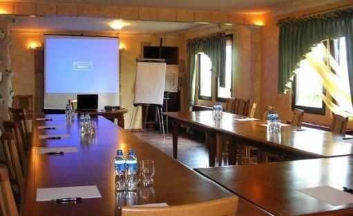 zdjęcie sali konferencyjnej, Akropol, Toruń