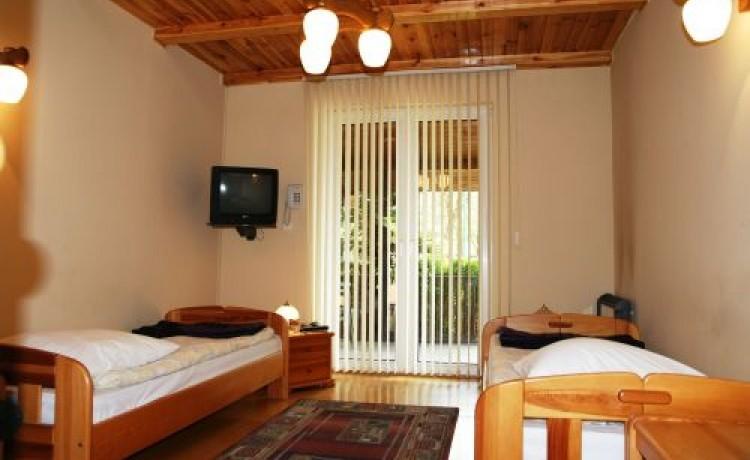 zdjęcie pokoju, Lipowy Przylądek- szkolenia i wypoczynek, Serock