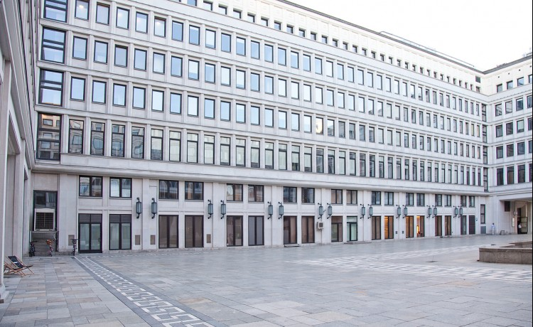 Sala szkoleniowa Centrum Bankowo-Finansowe Nowy Świat S.A. / 3