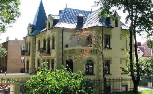 zdjęcie obiektu, Pensjonat *** Zamek Dersława, Busko Zdrój