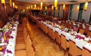 zdjęcie sali konferencyjnej, Ośrodek Wypoczynkowy Wielki Błękit, Łukęcin