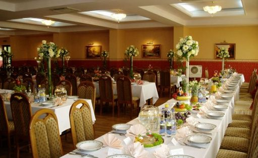 zdjęcie sali konferencyjnej, Hotel Ziółek, Łączna