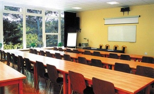 """zdjęcie sali konferencyjnej, Hotel """"Leśne Ustronie"""", Witnica"""