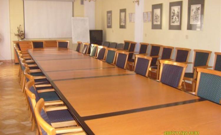"""zdjęcie sali konferencyjnej, Ośrodek Wypoczynkowo - Rehabilitacyjny """"Rytwiany"""", Rytwiany"""