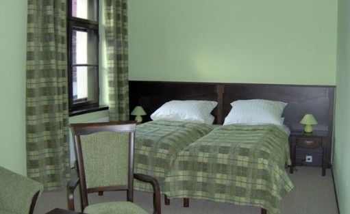 zdjęcie pokoju, Zamek Królewski we Wschowie, Wschowa