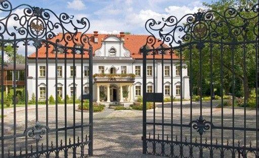 zdjęcie obiektu, Hotel Pałac Czarny Las, Woźniki