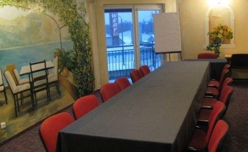 zdjęcie sali konferencyjnej, Hotel , Częstochowa