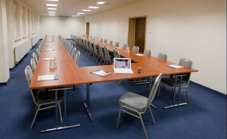 zdjęcie sali konferencyjnej, Centrum Konferencyjno - Rekreacyjne Promenada, Białobrzegi