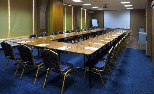 zdjęcie sali konferencyjnej, Hotel META****, Szczyrk
