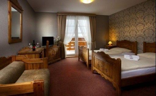 zdjęcie pokoju, Hotel META****, Szczyrk