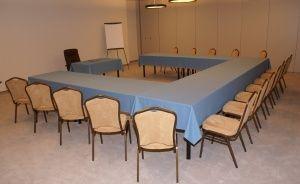 zdjęcie sali konferencyjnej, Hotel Gawra, Wisła