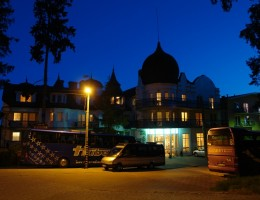 Hotel*** Solar Palace SPA & Wellness
