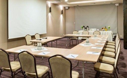 zdjęcie sali konferencyjnej, Hotel Natura Residence**** Business&SPA, Siewierz