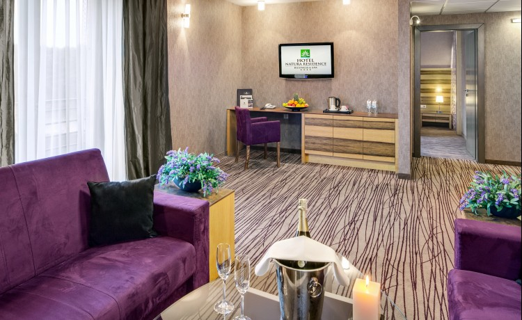 Hotel **** Hotel Natura Residence**** Business & SPA / 5