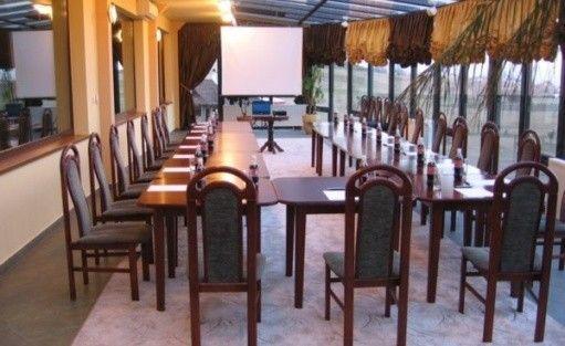 zdjęcie sali konferencyjnej, Hotel Zimnik, Lipowa