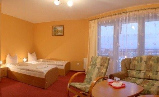 zdjęcie pokoju, Hotel Zimnik, Lipowa