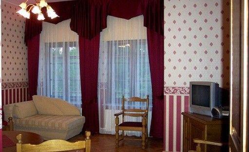 zdjęcie pokoju, Pałac Bałoszyce, Susz