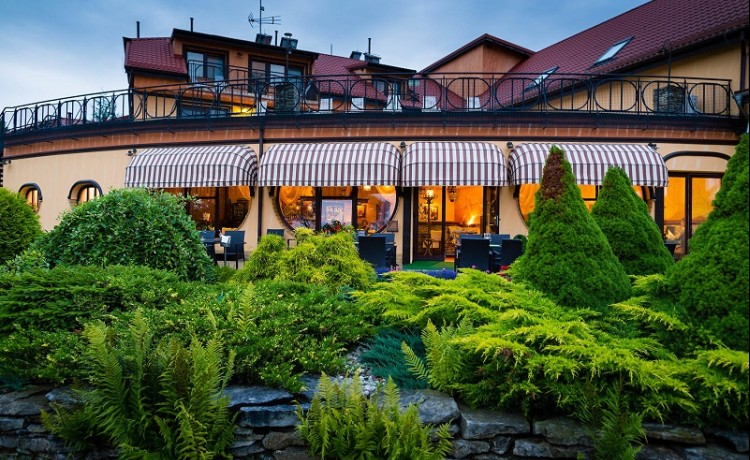 Hotel *** Hotel Ognisty Ptak / 4
