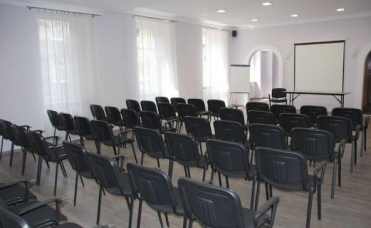 zdjęcie sali konferencyjnej, Hotel Bristol, Bytom