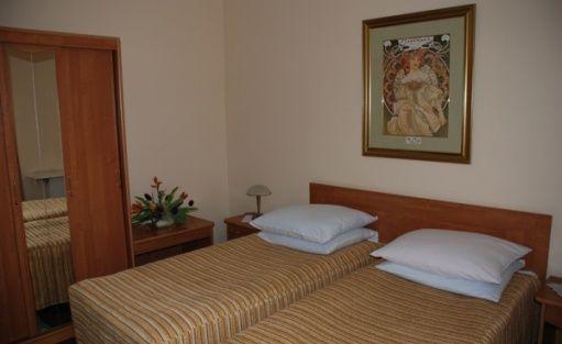 zdjęcie pokoju, Hotel Bristol, Bytom
