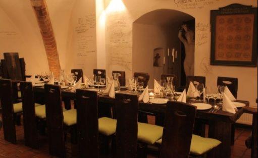 zdjęcie sali konferencyjnej, Zamek Reszel Kreativ Hotel Sp. z o.o., Reszel