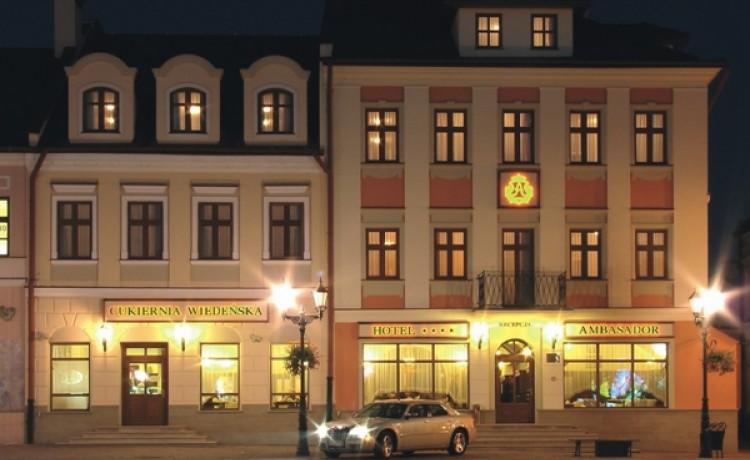 zdjęcie obiektu, Hotel Ambasadorski, Rzeszów