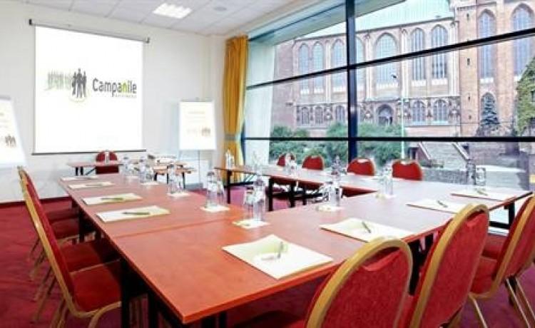 zdjęcie sali konferencyjnej, Hotel Campanile Szczecin, Szczecin