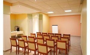 zdjęcie sali konferencyjnej, Hotel Olimpijski, Katowice