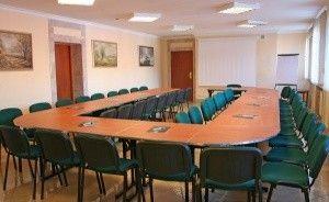 zdjęcie sali konferencyjnej, Załęże, Katowice