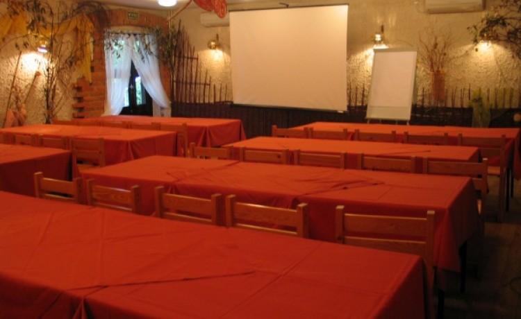 zdjęcie sali konferencyjnej, Centrum Wypoczynku ODYS, Tresna