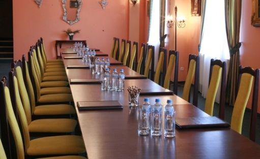 zdjęcie sali konferencyjnej, Hotel i Restauracja , Rzeszów