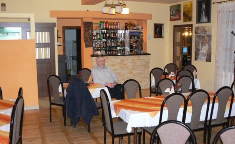 zdjęcie sali konferencyjnej, Hotelik-Restauracja , Rymanów Zdrój