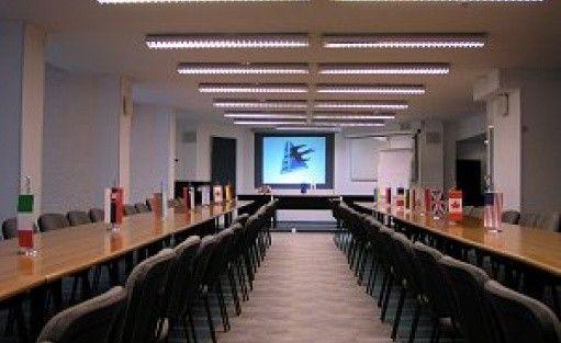 zdjęcie sali konferencyjnej, Hotel Jaskółka, Ustroń
