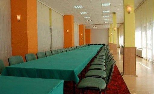 zdjęcie sali konferencyjnej, O.W.S. Relaks, Ustroń