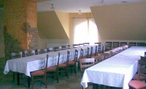 zdjęcie sali konferencyjnej, Zajazd Pod Jesionami, Nisko