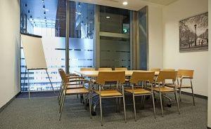 zdjęcie sali konferencyjnej, Centrum Konferencyjne Rondo 1, Warszawa