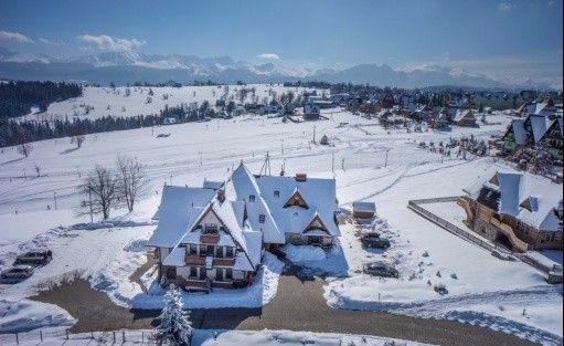 Hotel *** Hotel Redyk Ski&Relax / 4