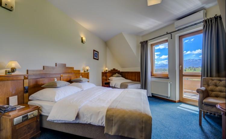 Hotel *** Hotel Redyk Ski&Relax / 10