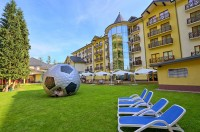 Hotel Verde Montana Spa & Wellnes