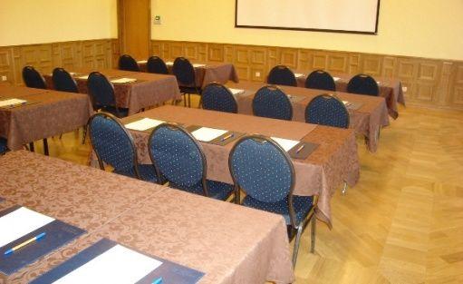zdjęcie sali konferencyjnej, Hotel Królewski, Gdańsk